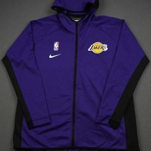 Los Angeles NBA Lakers Warm-Up Jacket 2020
