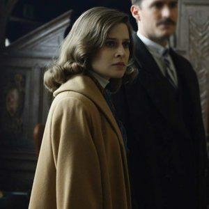 Martha Kane Coat - Pennyworth Emma Paetz Trench Coat