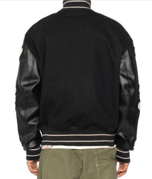 Men's Kapital 40S Varsity Jacket1