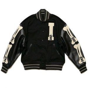 Men's Kapital 40S Varsity Jacket2