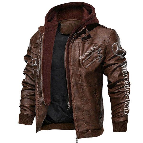 Mercedes Benz Leather Jacketss