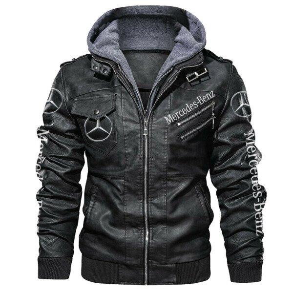 Mercedes Benz Leather Jacket4