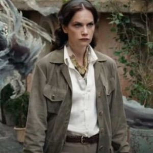 Mrs. Coulter His Dark Materials Season 02 Jacket | Mrs. Coulter Jacket