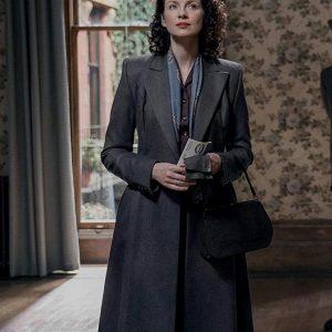 Claire Randall Trench Coat | Outlander Season 03 ..
