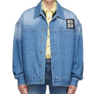 Itaewon Class Park Seo Joon Denim Jacket | Park Sae Ro Yi Blue Denim Jacket