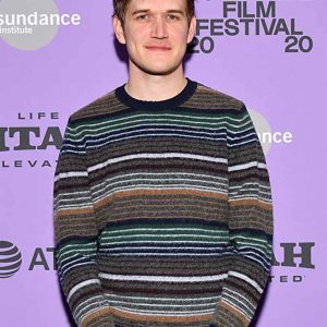 Bo Burnham Striped Sweater | Promising Young Woman Sweater