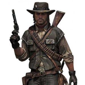Red Dead John Marston Vest