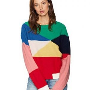 Allegra Acosta Sweater | Runaways S03 Colorblock Sweater