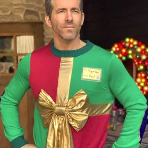 The Ugly Xmas Sickkids Sweater | Ryan Reynolds Ugly Xmas Sweater