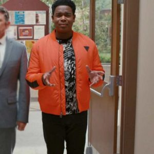 Dexter Darden Saved by the Bell Bomber Jacket | Devante Young Jacket