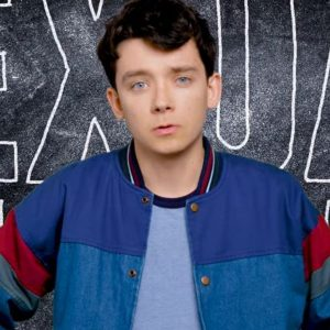Sex Education Asa Butterfield Jackets