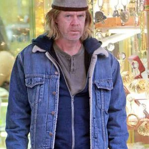 Shameless Frank Gallagher Denim Jackets