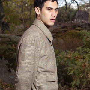 Someone Has to Die Gabino Jacket   Die Gabino Cotton Jacket