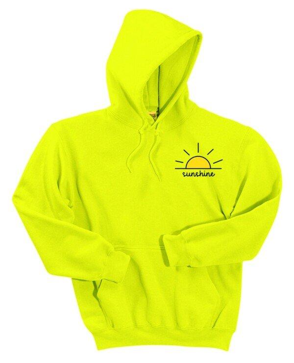 Sunshine, Super-soft Hoodie3
