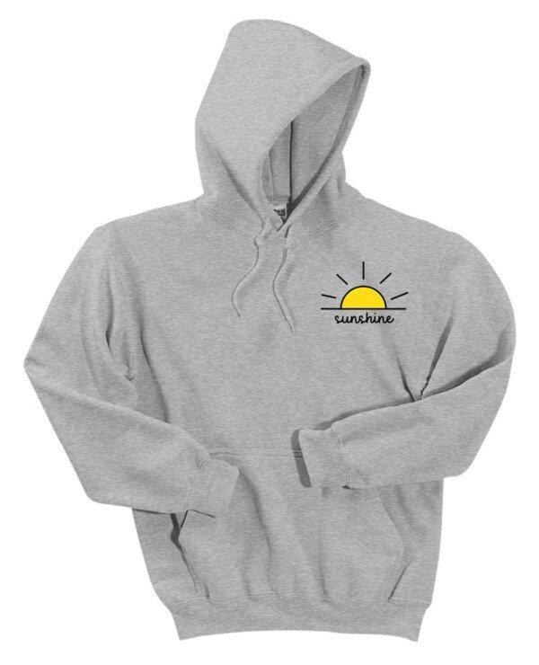 Sunshine, Super-soft Hoodie4