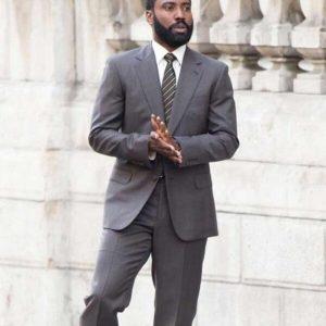 Tenet The Protagonist Suit