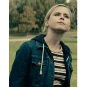 The Boys S02 Annie January Blue Denim Jacket | Get 40% Off