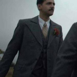William Grimes The Dig Blazer | Arsher Ali Blazer Coat