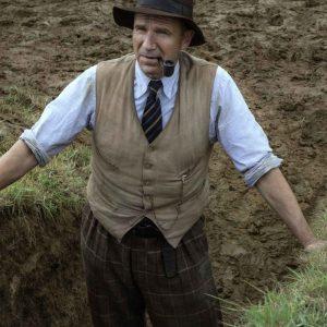 Basil Brown The Dig Vest | The Dig Ralph Fiennes Vest