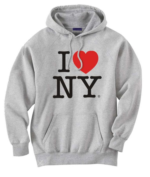 Cassie Bowden I Heart NY Hoodie | The Flight Attendant Hoodie