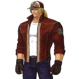 The King of Fighters XIV Terry Bogard Jackets