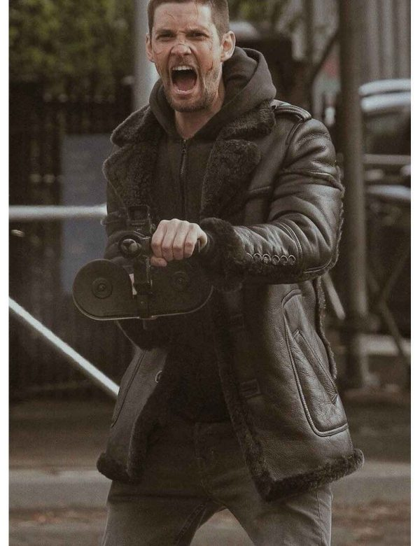 The Punisher 2 Billy Russo Jacket
