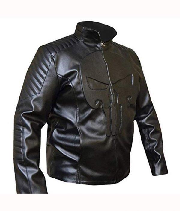 The Punisher Frank Castle Leather Jacket