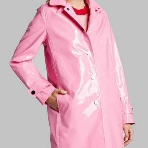 Savannah Pink Raincoat Coat | The Today Show Savannah Guthrie Coat