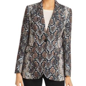 The Young and the Restless: Lauren Fenmore Snakeskin Blazer
