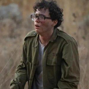 Avinoam Shapira Valley of Tears Shahar Tavoch Green Jacket