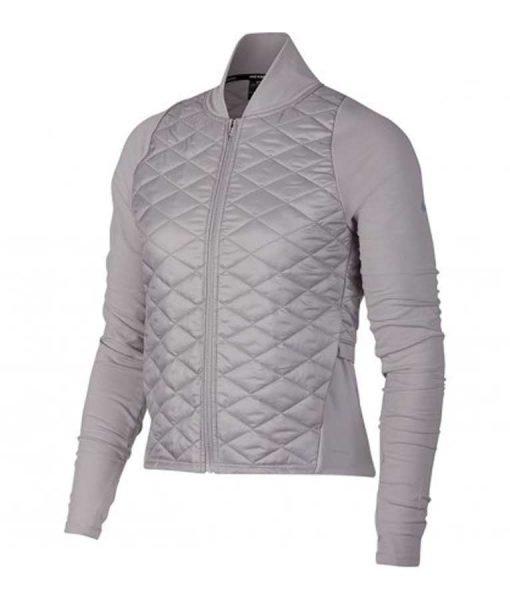 Melinda Monroe Virgin River Season 02 Quilted Jacket | Free Shipping