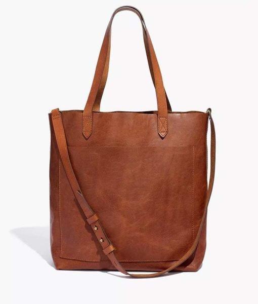 Melinda Monroe Tote Bag   Virgin River Season 02 Tan Brown Tote Bag
