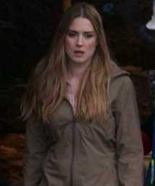 Virgin River S02 Melinda Monroe Beige Coats