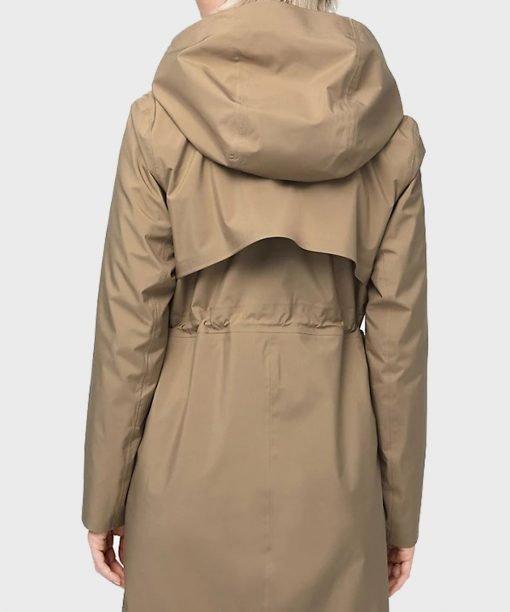 Virgin River S02 Melinda Monroe Beige Coat