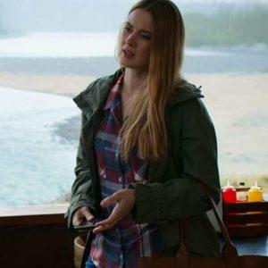 Virgin River S02 Melinda Monroe Parka | Melinda Monroe Jacket