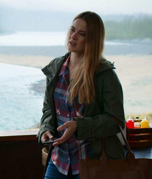 Virgin River S02 Melinda Monroe Parka   Melinda Monroe Jacket