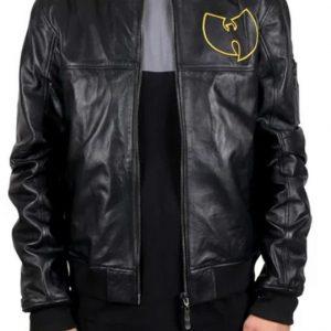 Black Bomber Wu Tang Jacket