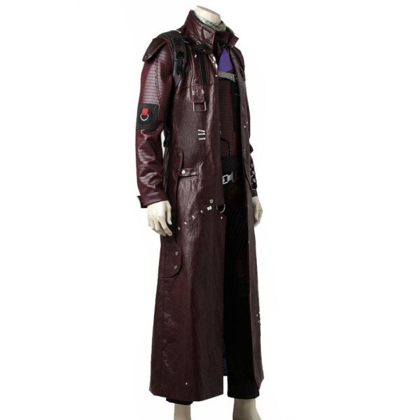 Guardians of The Galaxy Micheal Rooker Coat