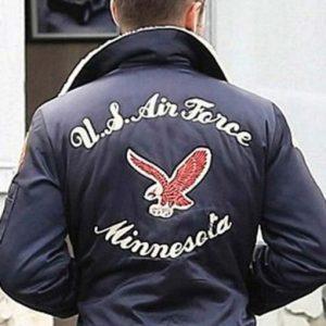 Zac Efron Bomber Jacket