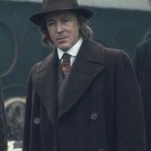 Aidan Gillen Peaky Blinders Coat