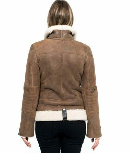 Melinda Monroe Brown Leather Jacket