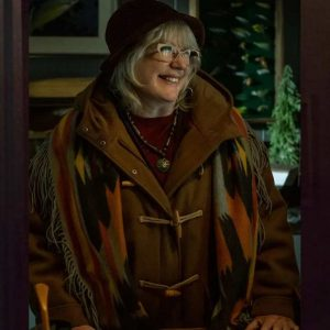 American God S03 Ann-Marie Hinzelmann Coat | Julia Sweeney Coat