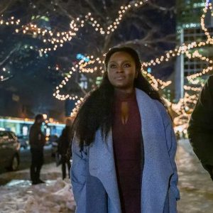 Bilquis TV Series American God Season 03 Yetide Badaki Coat