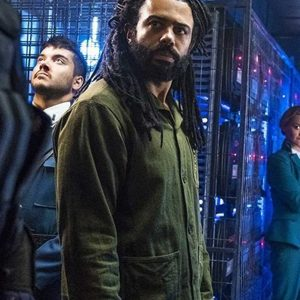 Snowpiercer Daveed Diggs Green Jacket