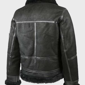 Mens Aviator B16 Sheepskin Jacket