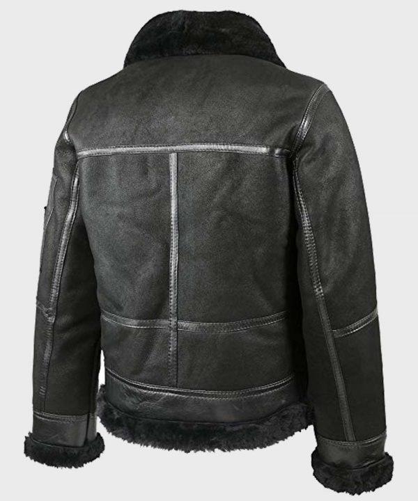 Mens Aviator B16 Sheepskin Jacket