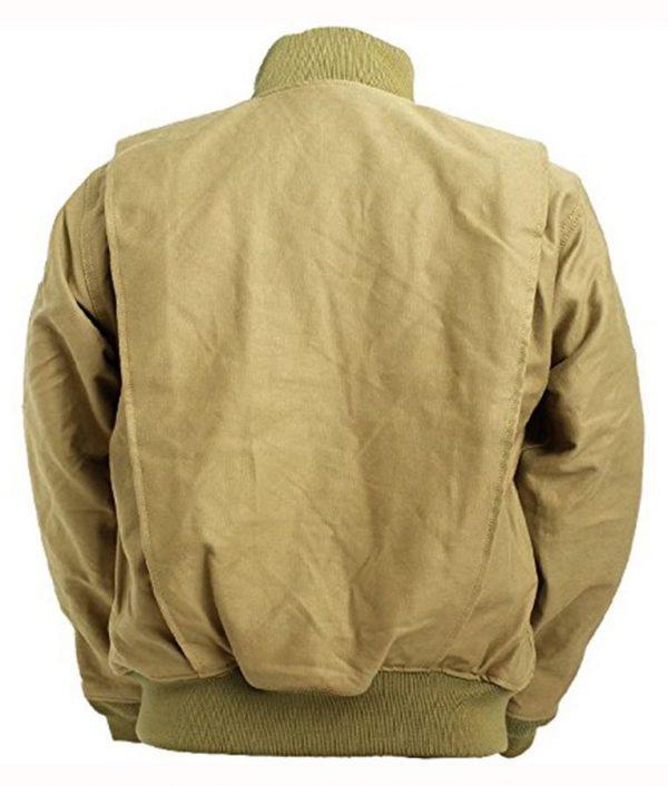 Brad Pitt Fury WW2 Military Jacket Fury Brad Pitt WW2 Bomber Jacket