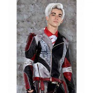 Descendants 2 Cameron Boyce Carlos Costume Jacket