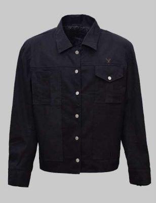 Cole-Hauser-Yellowstone-Rip-Wheeler-Black-Cotton-Jacket