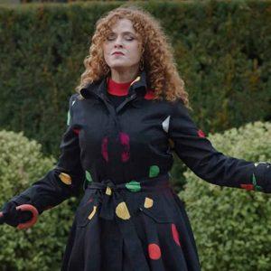 Zoey's Extraordinary Playlist Bernadette Peters Coat